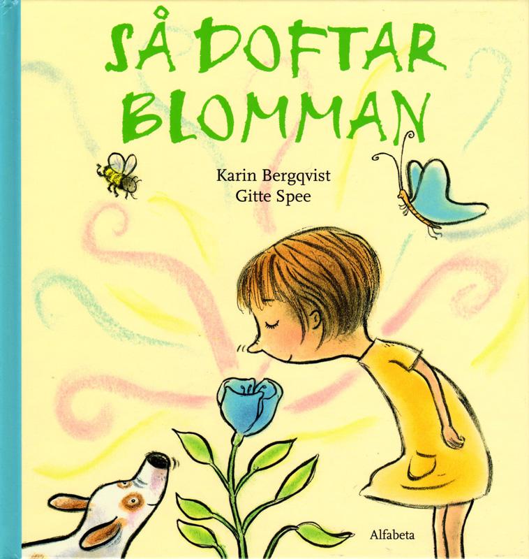 Sa Doftar Blomman Zweeds