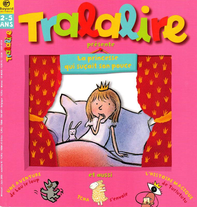 Tralalire 1 Frans